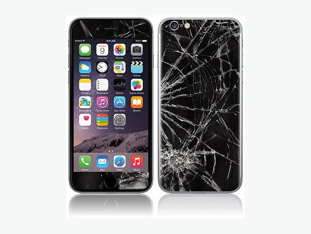 Iphone 6 Broken Screen Enhanced Repair