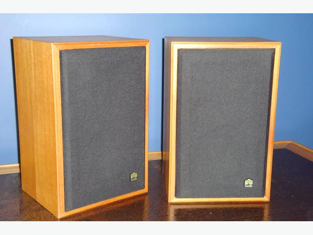 High-End CASTLE Speakers