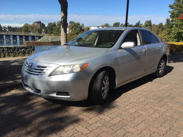 2007 TOYOTA CAMRY 4 CYLINDER