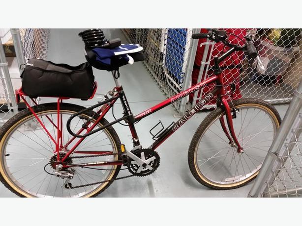 18 Speed Bike
