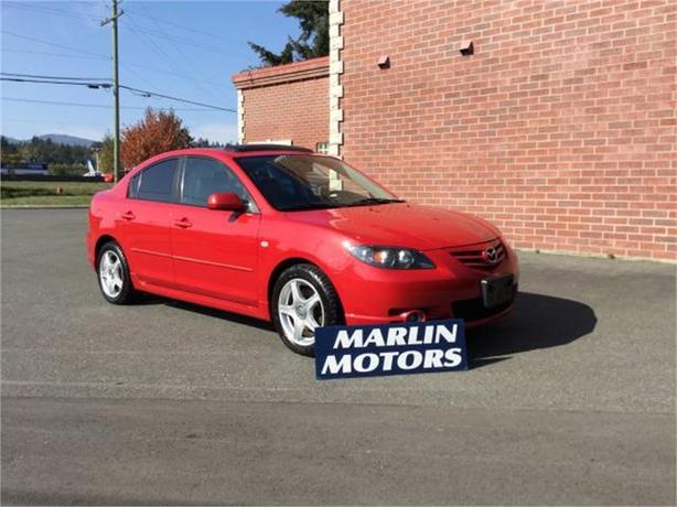 2006 Mazda 3 s 4-Door