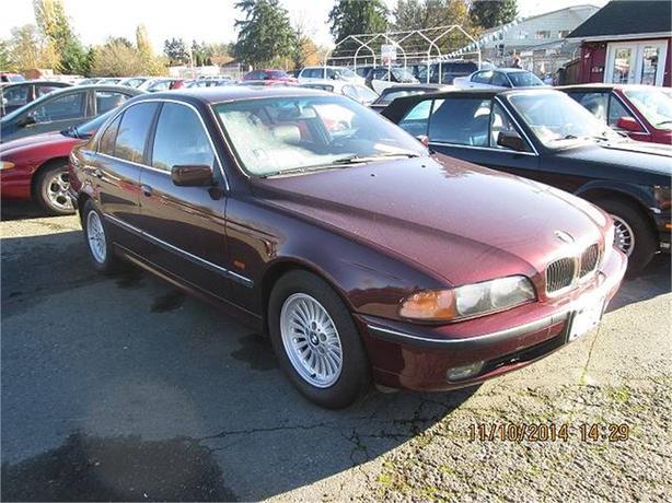 1997 BMW 528i 528i