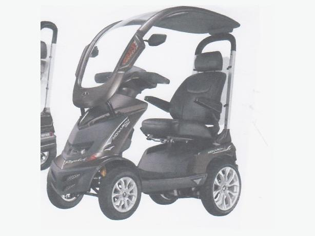 HEARTWAY ROYAL PF7S MOBILITY SCOOTER