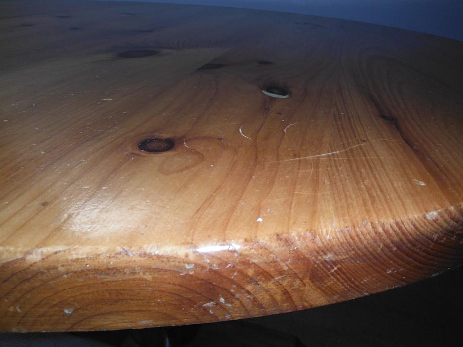 Vintage Round Solid Pine Dining Table Delivered Victoria  : 55512312934 from www.usedvictoria.com size 934 x 700 jpeg 60kB