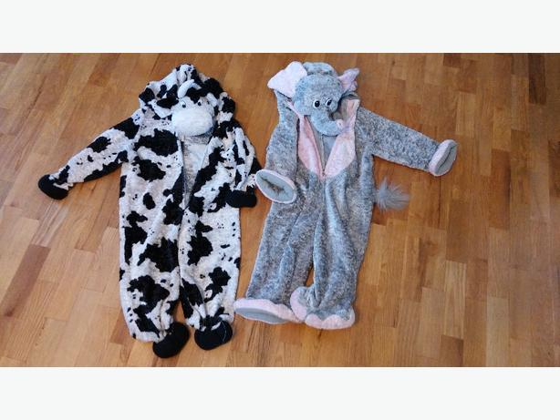 Hallowe'en Costumes size 2T