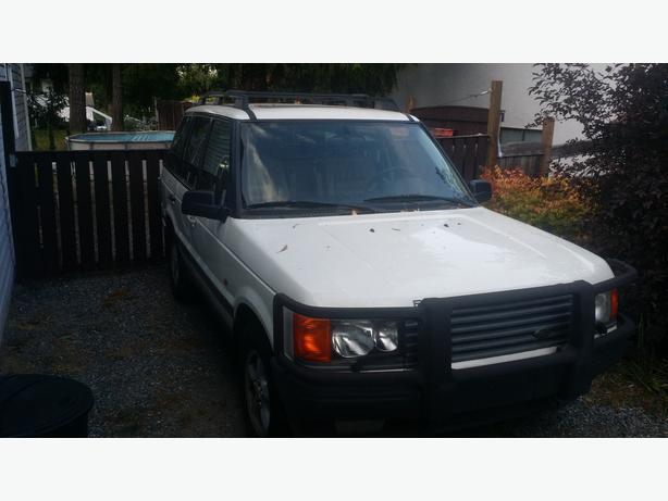 2001 Range Rover