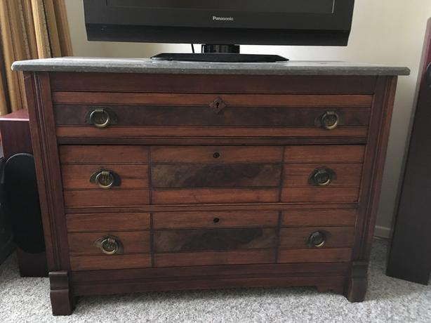 OBO. Dresser with Marble top