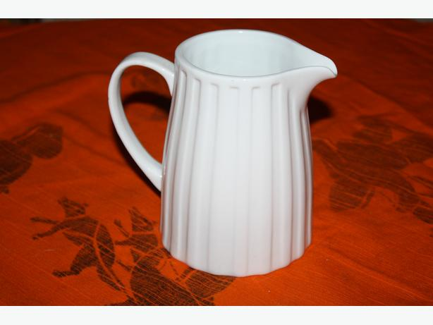 French White Pitcher