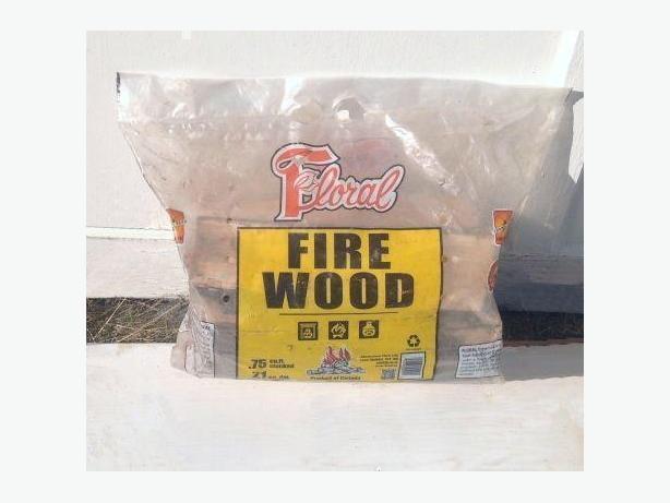 Pre-cut firewood (NEW)