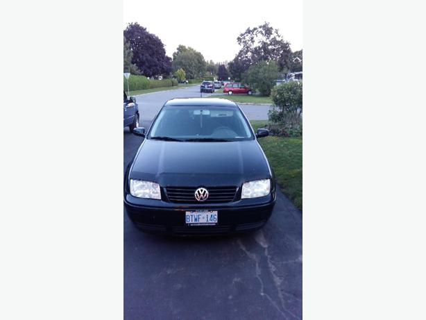 Fully loaded VW very nice jetta