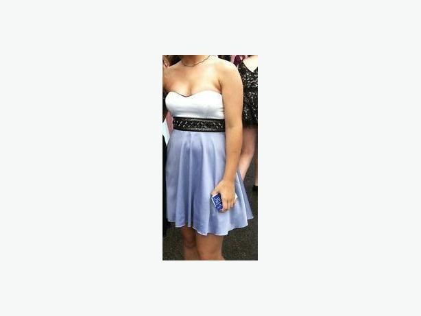 Semi-Formal Dress,  Worn Once, Size 6