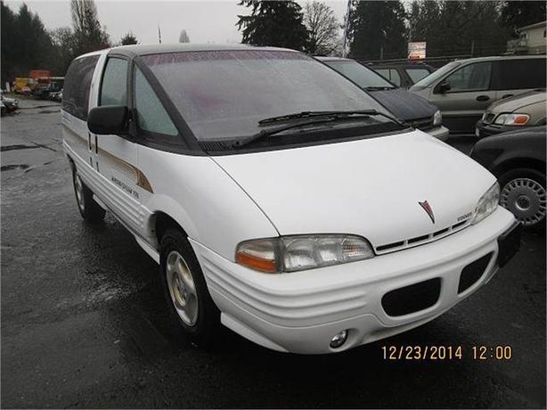 1996 Pontiac Trans Sport SE