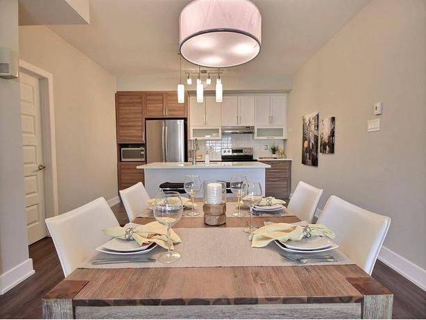 DELUXE CONDO 2 or 3  BDRMS 10MIN FROM OTTAWA INDOOR PARKING