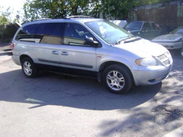 2005 Dodge Grand Caravan - Stow & Go