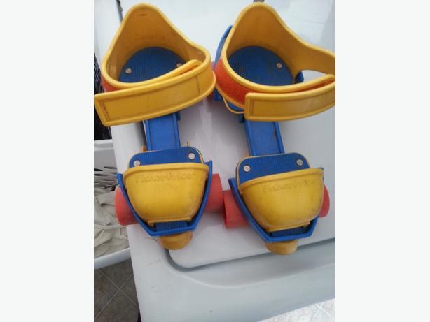 Fisher Price Roller skates