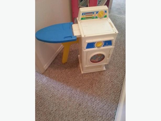 Fisher Price Washing Machine