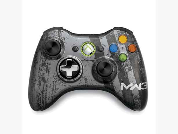 xbox 360 controller call of duty edition