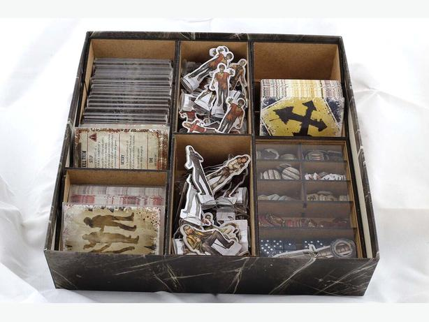 Board Game Inserts and Accessories