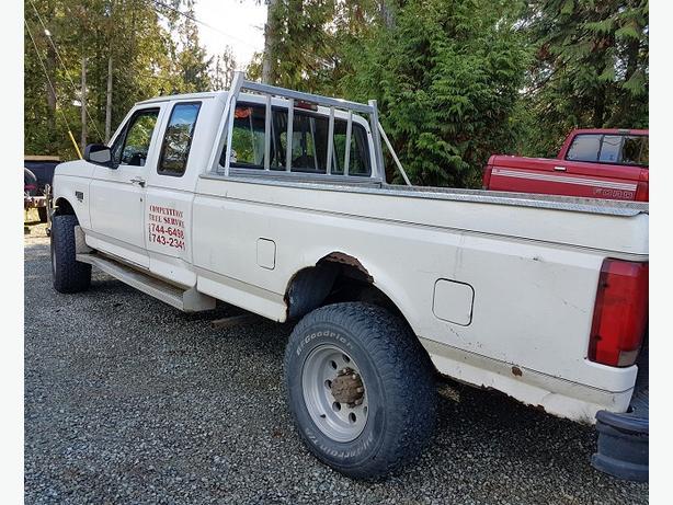 96 F250 Diesel