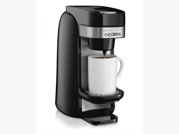 Hamilton Beach FlewBrew® Single-Serve Plus Coffeemaker