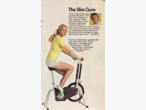 wanted  I am still looking a free Exercise Bike