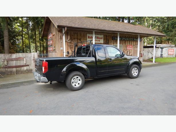 Local truck Nissan Frontier, king cab, new clutch