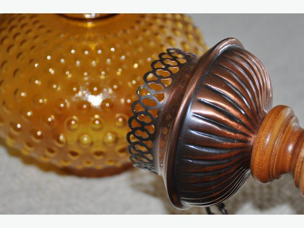 Vintage 1970's Roxton Wall Lamp / Sconce