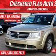 2011 DODGE JOURNEY W/ HANDS FREE PHONE-A/C-ONLY 86,400KM!