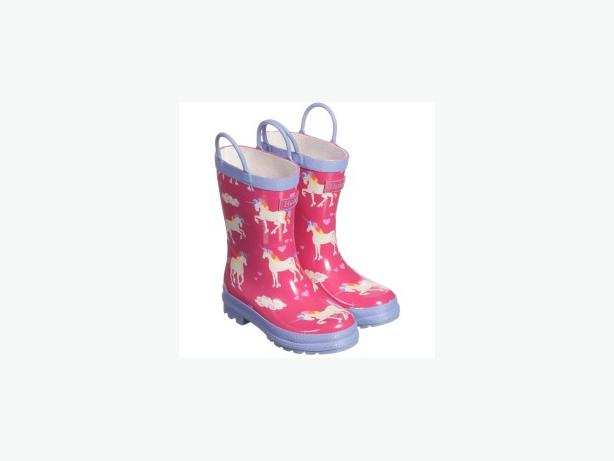 HATLEY Raincoat and Rainboots
