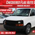 2007 CHEVROLET EXPRESS 2500 LT W/ 4.8L V8-STORAGE SPACE-RWD