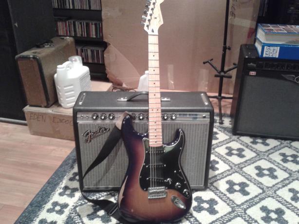FS/FT Fender Strat. US/MEX made