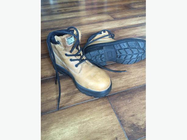 Dakota steel toe work boot