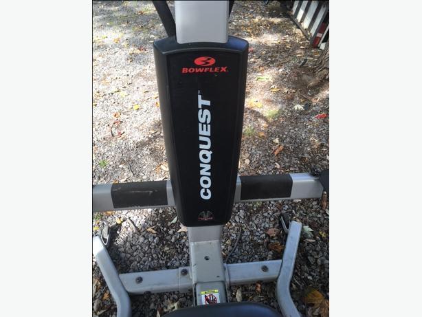 BowFlex Conquest & Total Gym Ultra