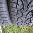 Gislaved Nord Frost 205/65R15 winters - like new