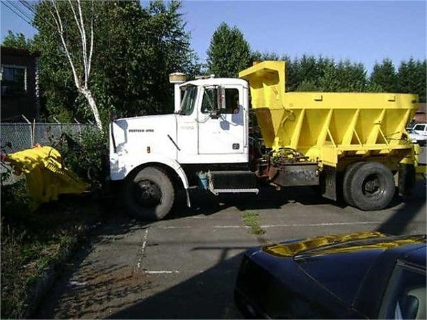 1988 Western Star Snow Plow