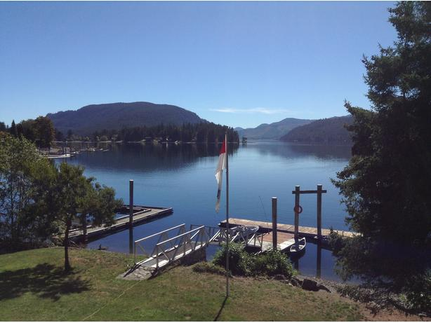 Spend the Winter in Beautiful Lake Cowichan BC