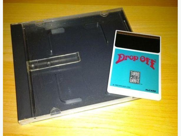 Drop Off For The Turbo Grafx CD