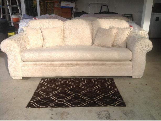 Couch amd Loveseat