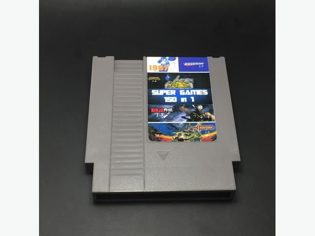 150 in 1 NES game