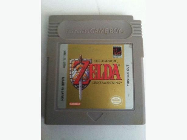 ZELDA links awakening gameboy cart only