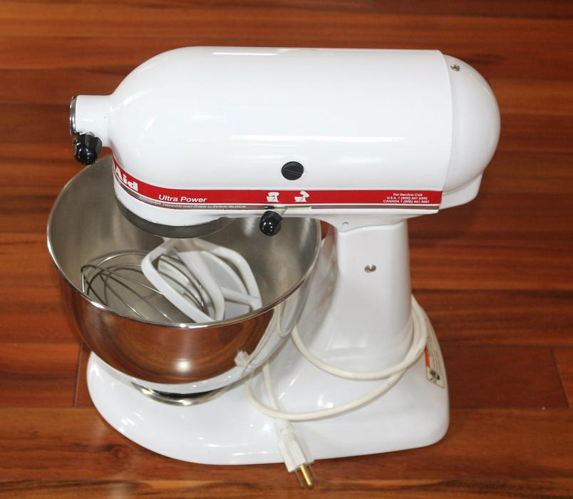 Mixer Grinder Blades : Kitchenaid mixer watt bowl mixing blades meat