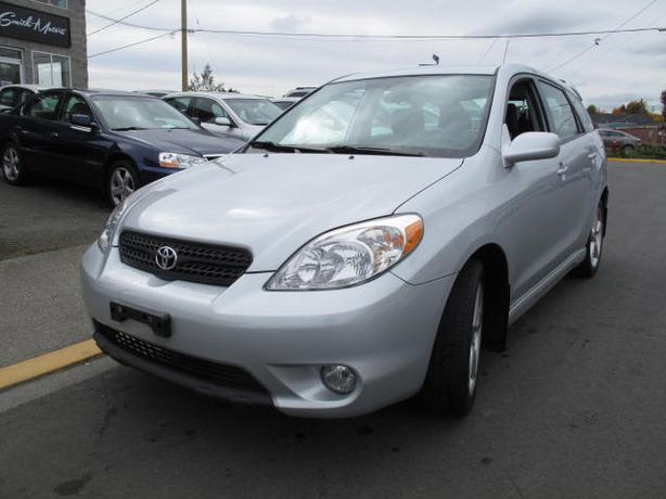 2006 Toyota Matrix Hatchback,Local,Immaculate