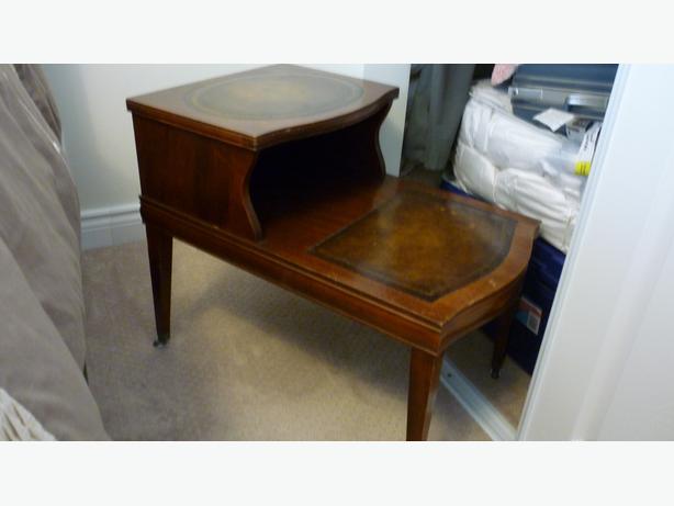 Antique End Tables