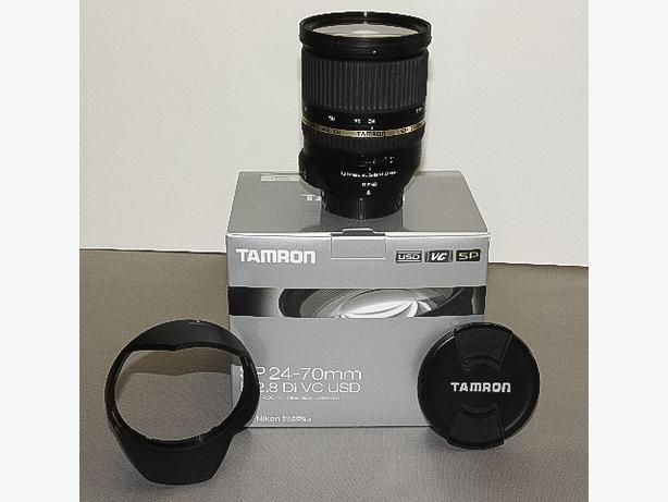 Tamron lens for Nikon mount