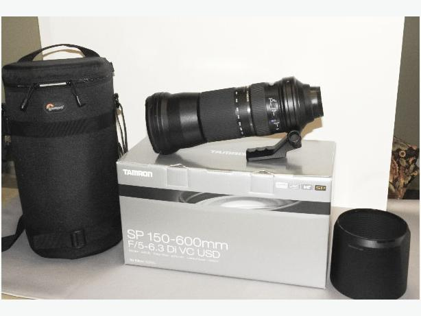 Tamron zoom lens for Nikon Mount