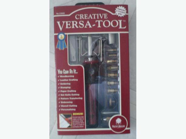 Creative Versa Tool  Kit  (new)
