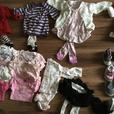 infant girls lot(0-6mths)