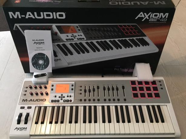 M-Audio Axiom Air 49 Keyboard FOR SALE $300
