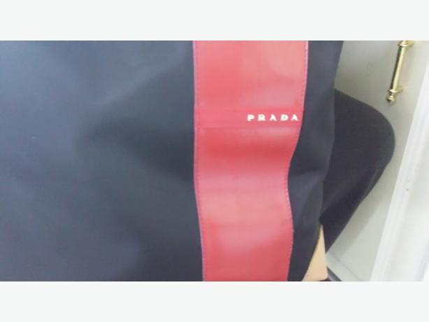 Genuine Prada tote purse ( OBO )