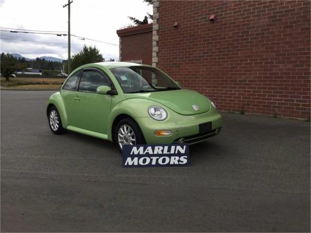 2004 Volkswagen New Beetle GLS 1.9L TDI